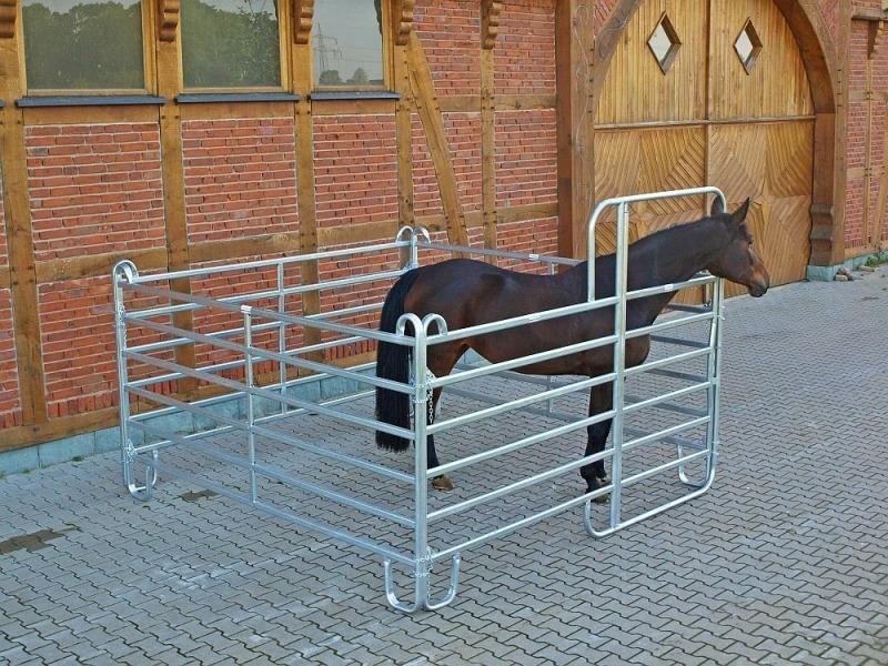 Agrovete - Cancela 300B - standard com portão 2