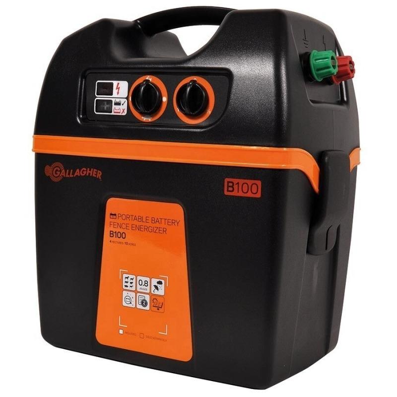 Agrovete - Eletrificadora B100 + Caixa 1