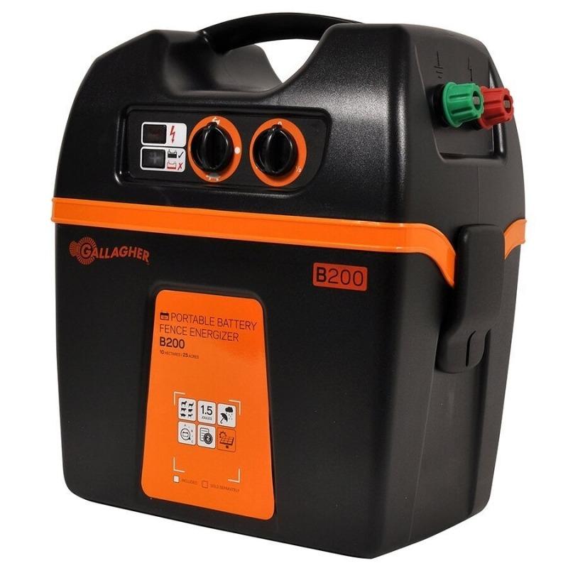 Agrovete - Eletrificadora B200 + Caixa 1