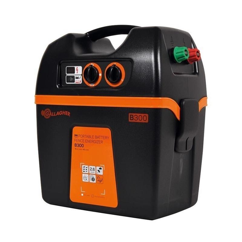 Agrovete - Eletrificadora B300 + Caixa 1