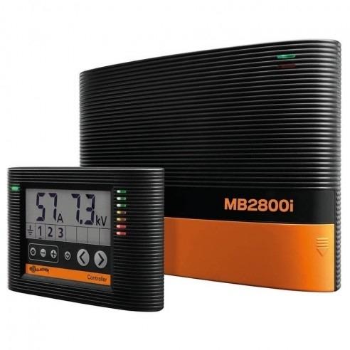 Agrovete - Eletrificadora MB2800i 1