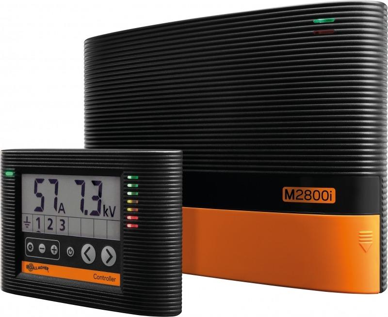 Agrovete - Eletrificadora 2800i + Comando Remoto 2