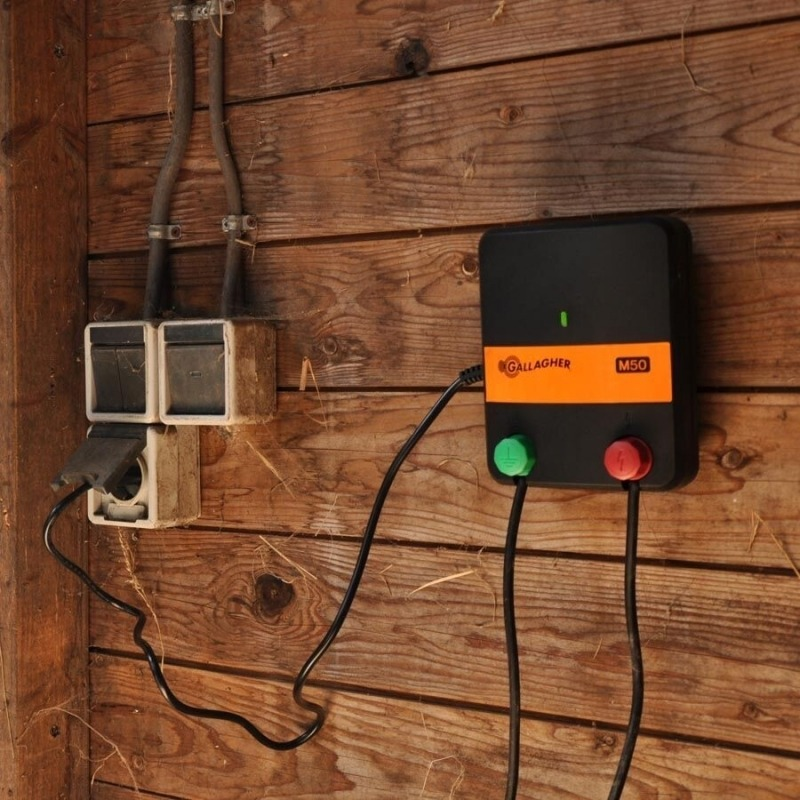 Agrovete - Eletrificadora M50 2