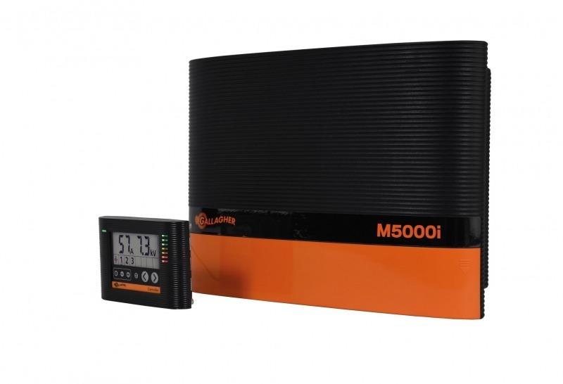 Agrovete - Eletrificadora M5000i 1