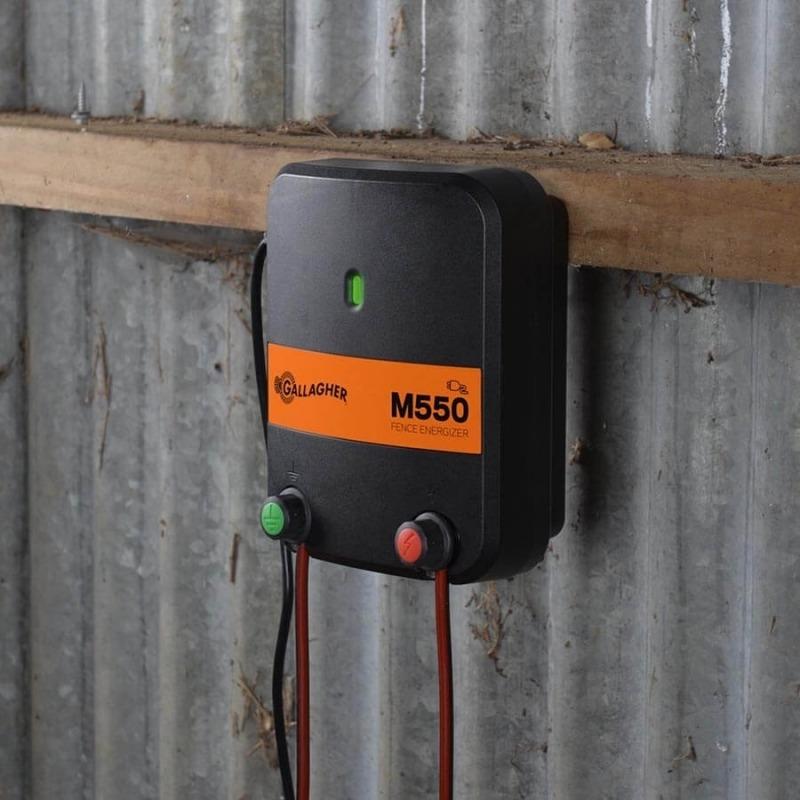 Agrovete - Eletrificadora M550 2