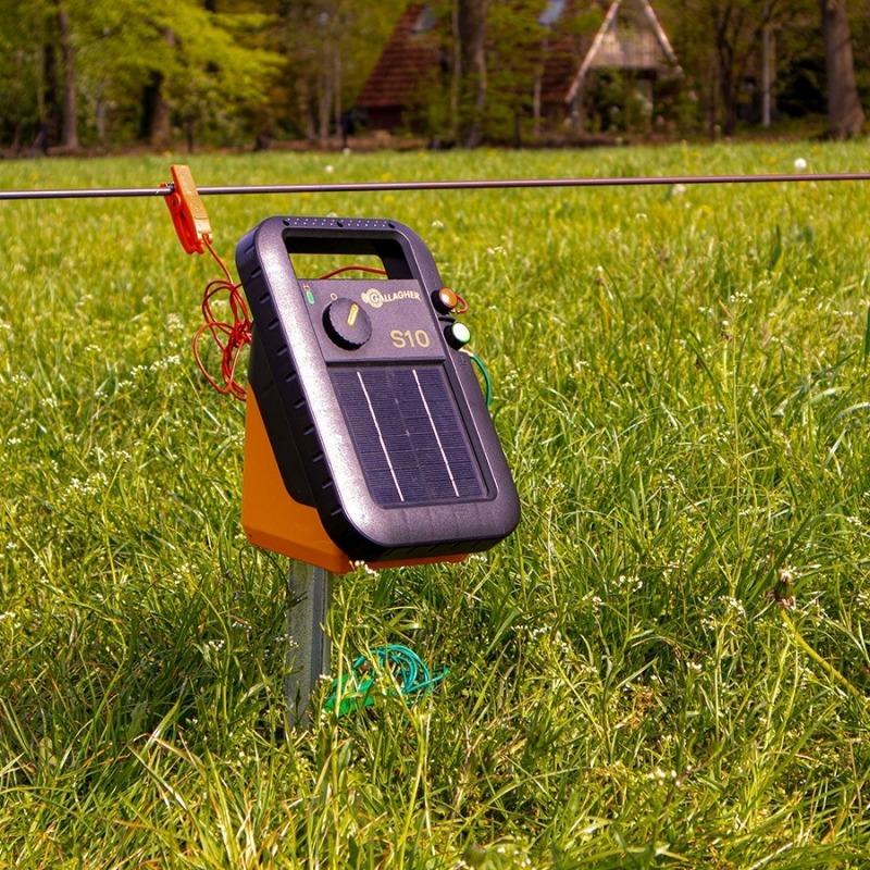 Agrovete - Eletrificadora solar S10 2