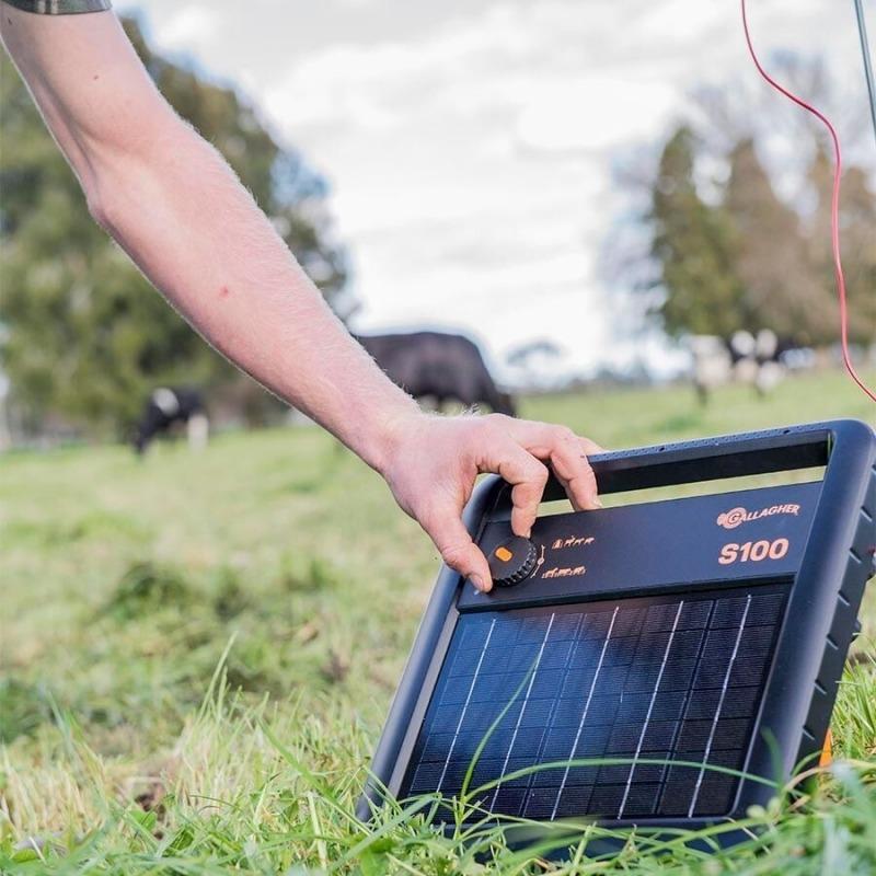 Agrovete - Eletrificadora Solar S100 2