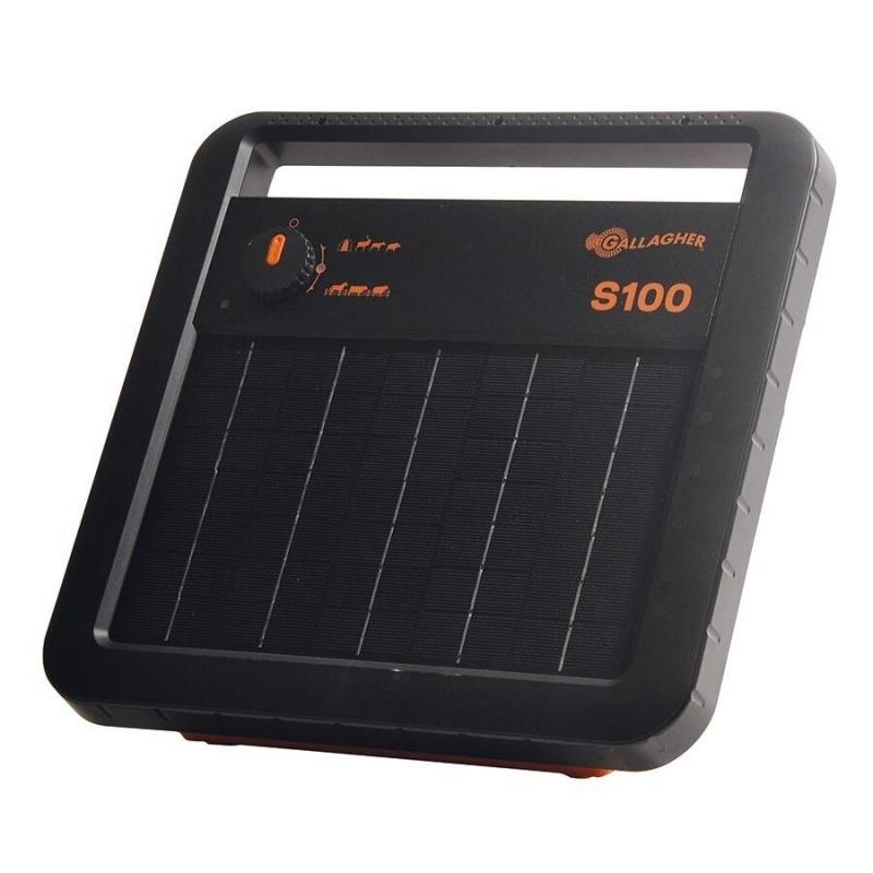 Agrovete - Eletrificadora Solar S100 1