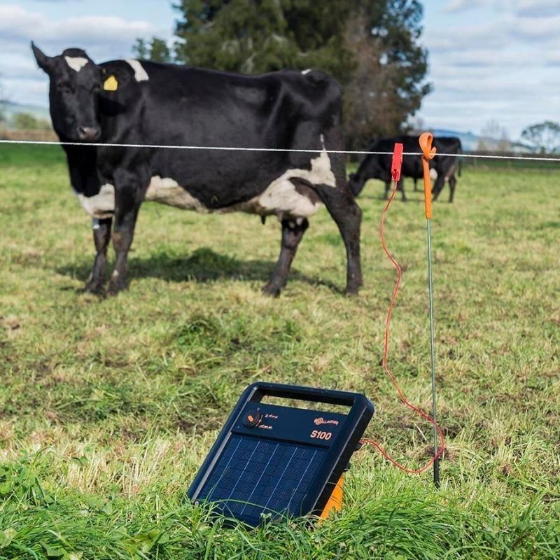 Agrovete - Eletrificadora Solar S100 3
