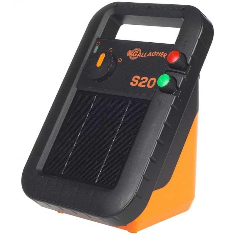 Agrovete - Eletrificadora Solar S20 1