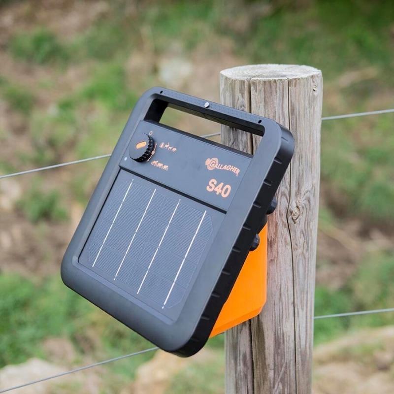 Agrovete - Eletrificadora Solar S40 2