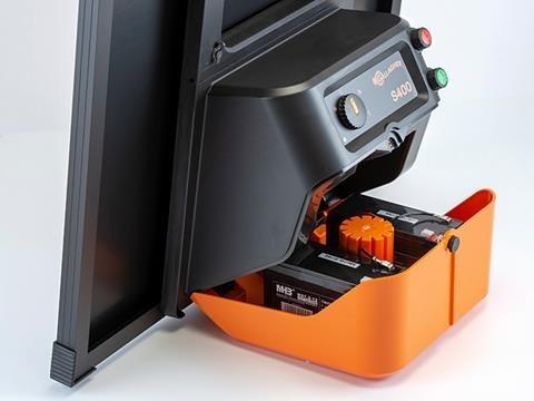 Agrovete - Eletrificadora Solar S400 3