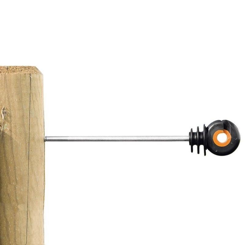 Agrovete - Isolador Afastador de Rosca XDI 20 cm - 10 uni. 1