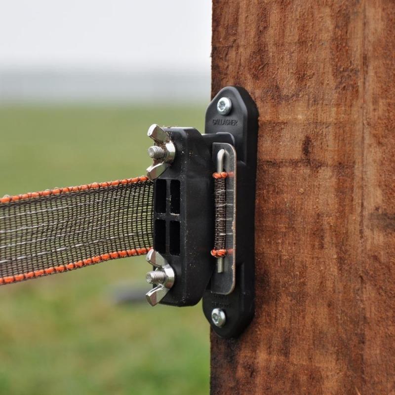 Agrovete - Isolador de Canto Início-fim para Fita 40 mm - 5 uni. 2