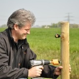 Agrovete - Isolador de Rosca IVA XDI 6 Thumb
