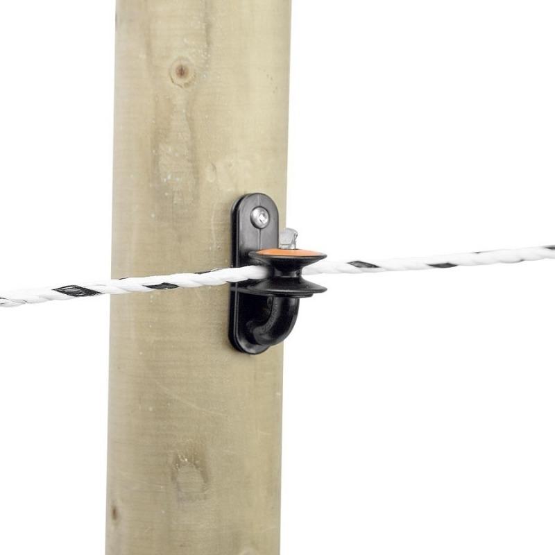 Agrovete - Isolador de canto redondo - 5 uni. 1