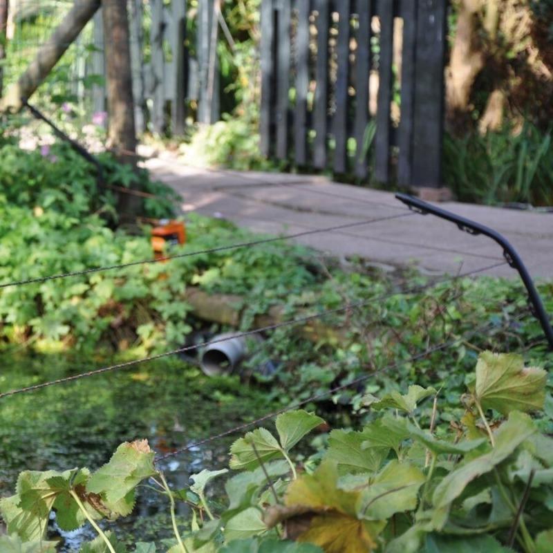 Agrovete - Poste Garden 0,50m - 5 uni. 2